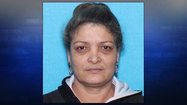 Nilda Valdes-Ramirez, jail booking photo