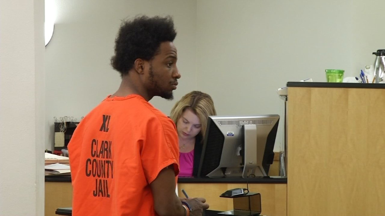 Timar Degraffe during previous court appearance (KPTV file image)