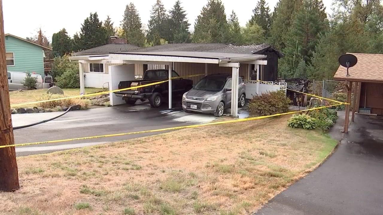 Deadly house fire in Kelso (KPTV)