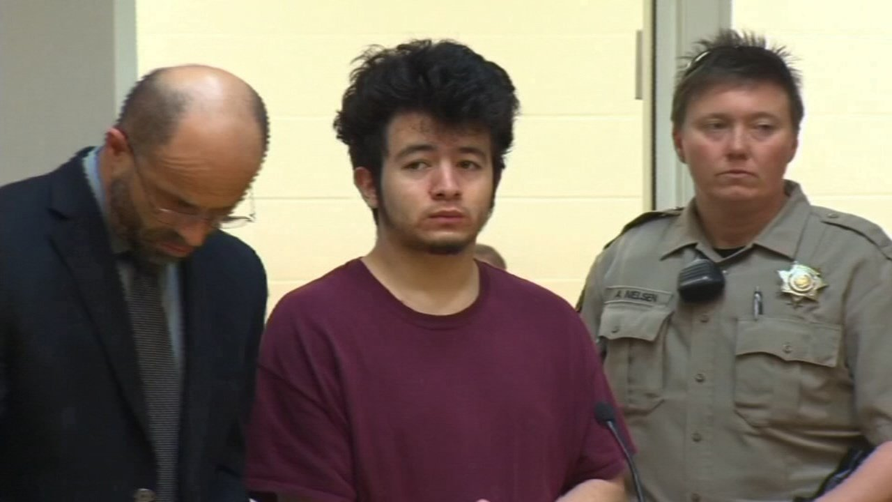 Jaime Tinoco during previous court appearance (KPTV file image)