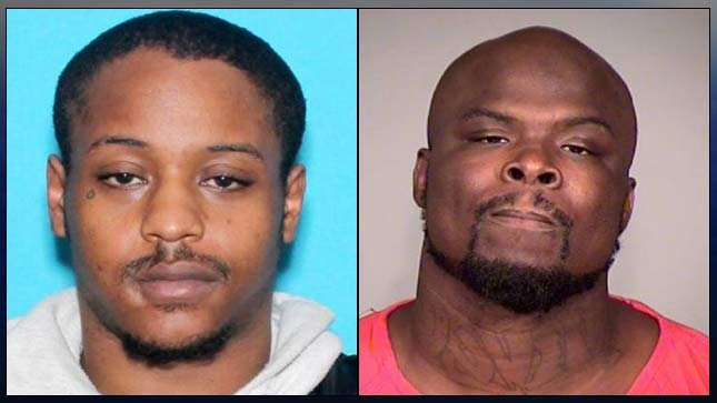 Kamau Curnal, Aaron Barnes (Photos released by FBI)