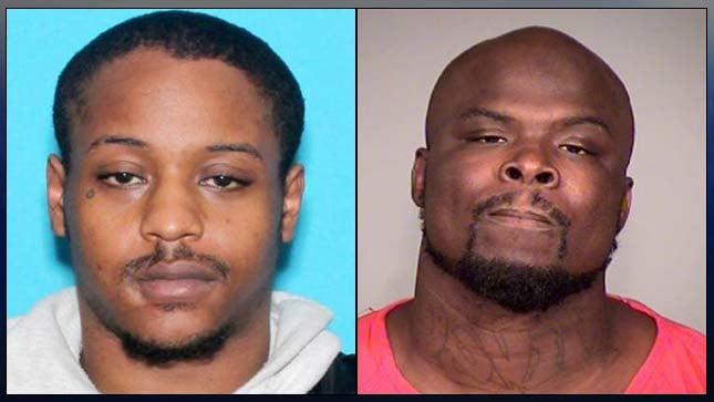 Kamau Curnal, Aaron Barnes (Photos released by FBI)
