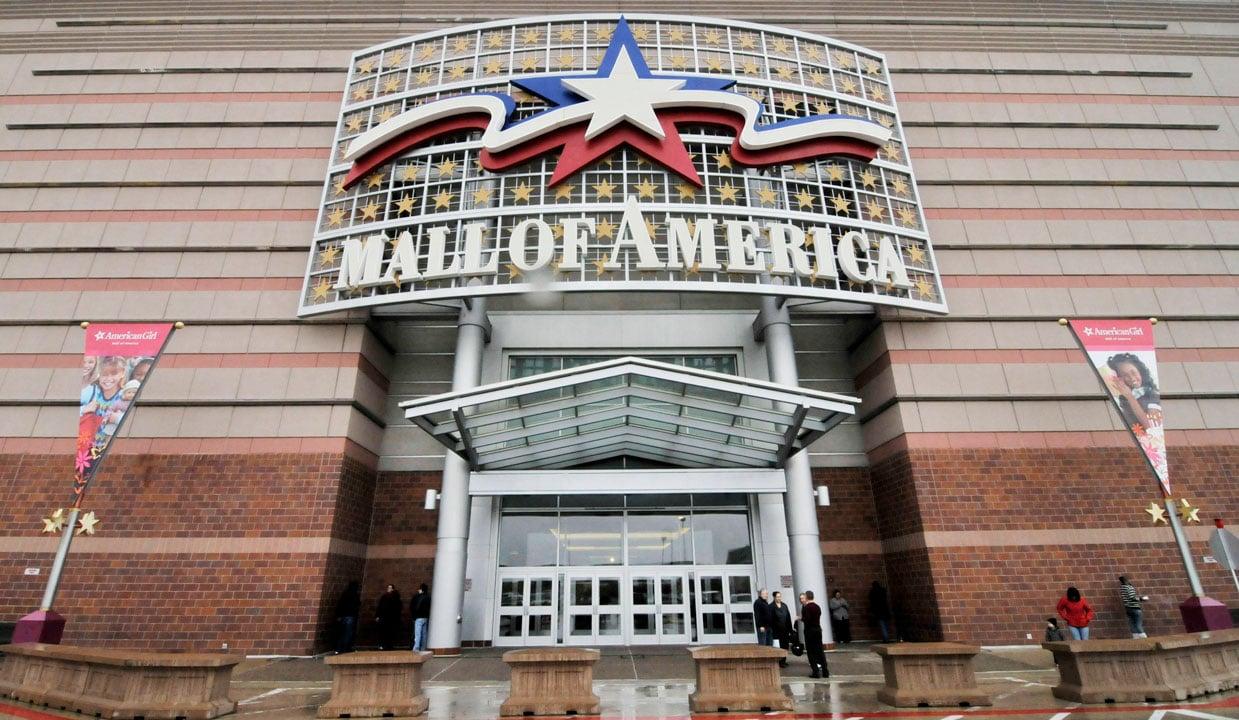 Mall of America (AP Photo/Jim Mone, File)