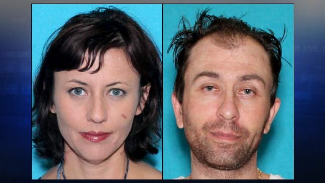 Ariana K. Miller, Shane A. Lynn (Photos released by Cannon Beach PD)