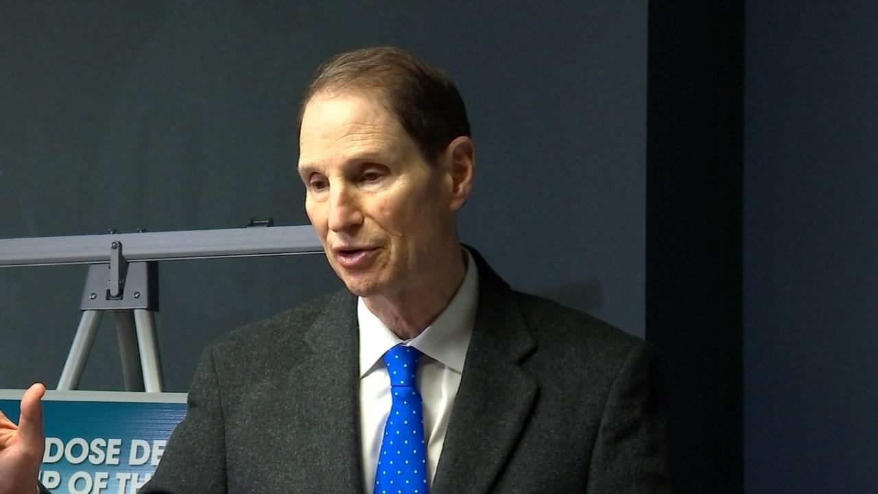 Sen. Ron Wyden (KPTV file image)