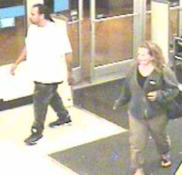 Surveillance image released by Corvallis Police Department of possible robbery suspects at Ross Dress for Less.