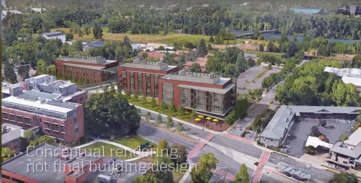 Courtesy: University of Oregon