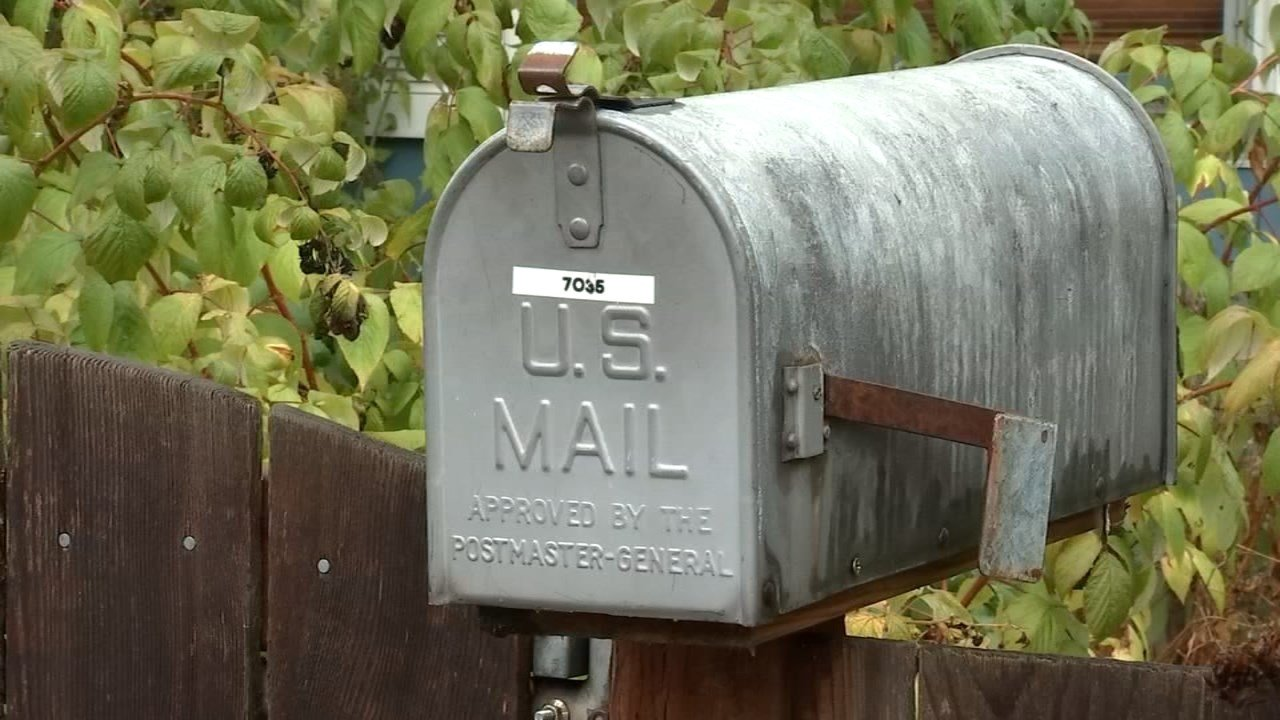 Some residents living along Northeast Emerson St. in in Portland now have to drive to a post office two miles away after the USPS stopped delivery due to two incidents with a dog. (KPTV)