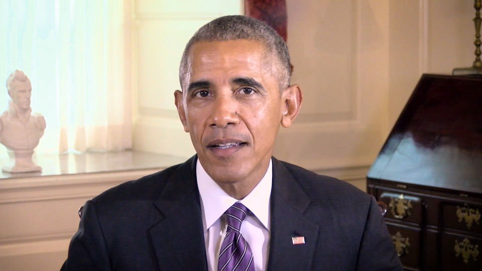 Governor Kate Brown's campaign released a video endorsement from President Barack Obama Thursday. (Kate Brown Committee)