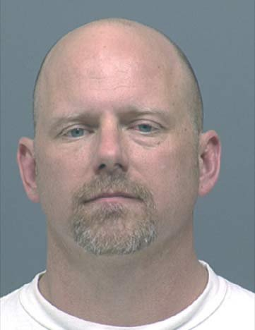 Murder suspect Dean Christian Boettcher (Past jail booking photo released by Clackamas County Sheriff's Office)