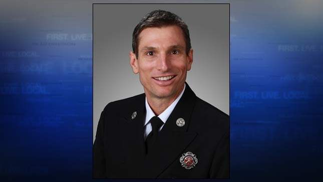 Firefighter Bret Kimple (Photo: Portland Fire & Rescue)