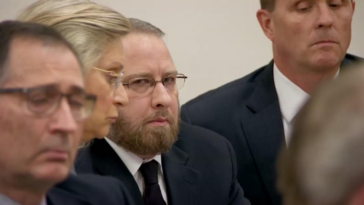 Lynn Benton in court Friday. (KPTV)