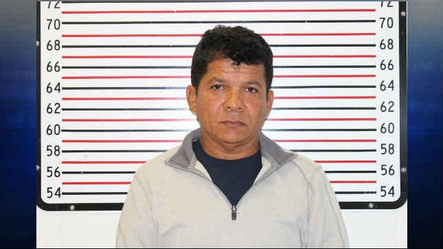 Jose Martinez-Doria, jail booking photo (Courtesy: Astoria Police Department)