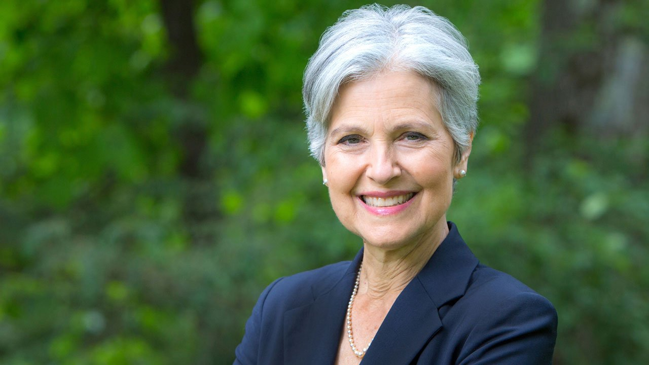 Dr. Jill Stein, Green Party presidential nominee (photo courtesy Jill Stein for President/Jill2016.com)