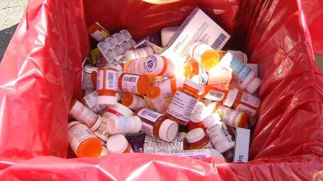 Drug turn in event in Portland, KPTV file image