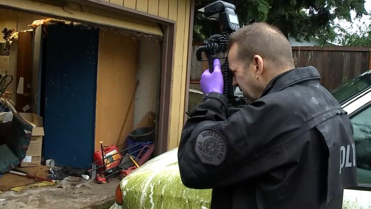 Criminalist Jeff Shearer (KPTV)