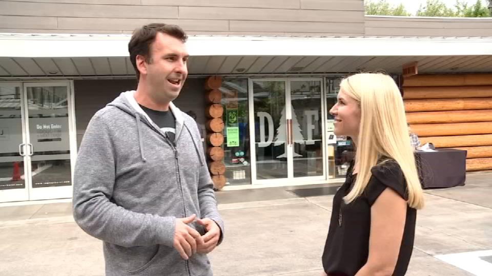 Matt Braunger talks to MORE's Stephanie Kralevich