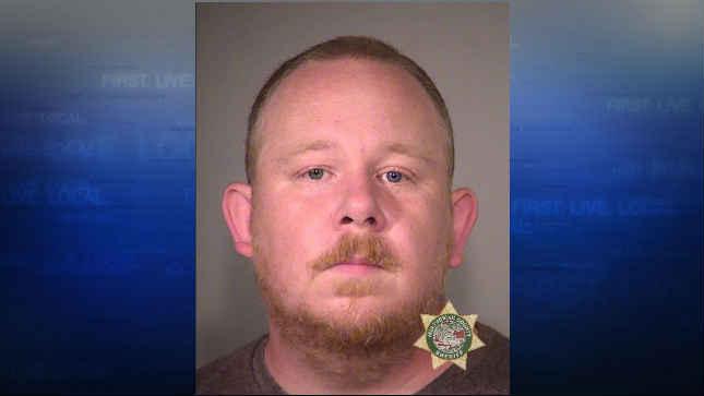 Eric Crowl, jail booking photo