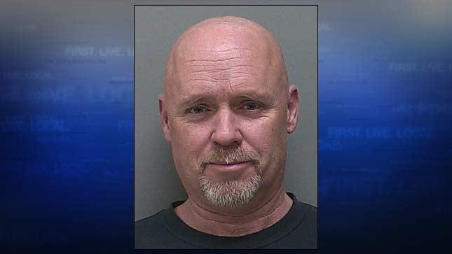 Mitchell Bratton, jail booking photo