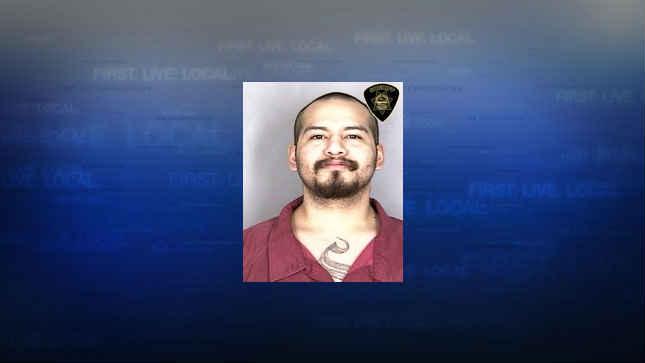 Saul Octavio Morales, jail booking photo. (Courtesy: Marion County Sheriff's Office)
