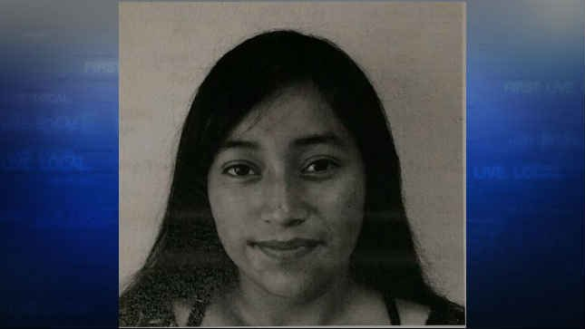 Julia Lopez-Garcia (Courtesy: Gresham Police Department)