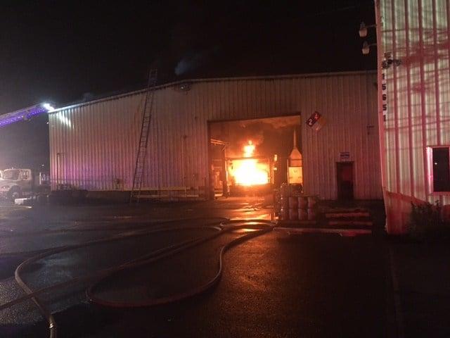 Photo: Clackamas Fire Dist. #1