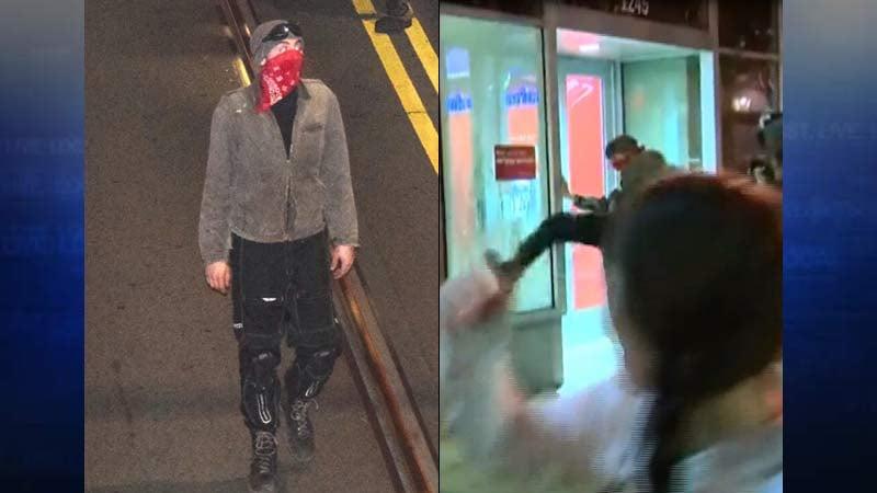 Surveillance images released by Portland Police Bureau