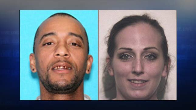 Joseph L. Edwards and Kelsie B. Lee (Photos released by Kelso PD)