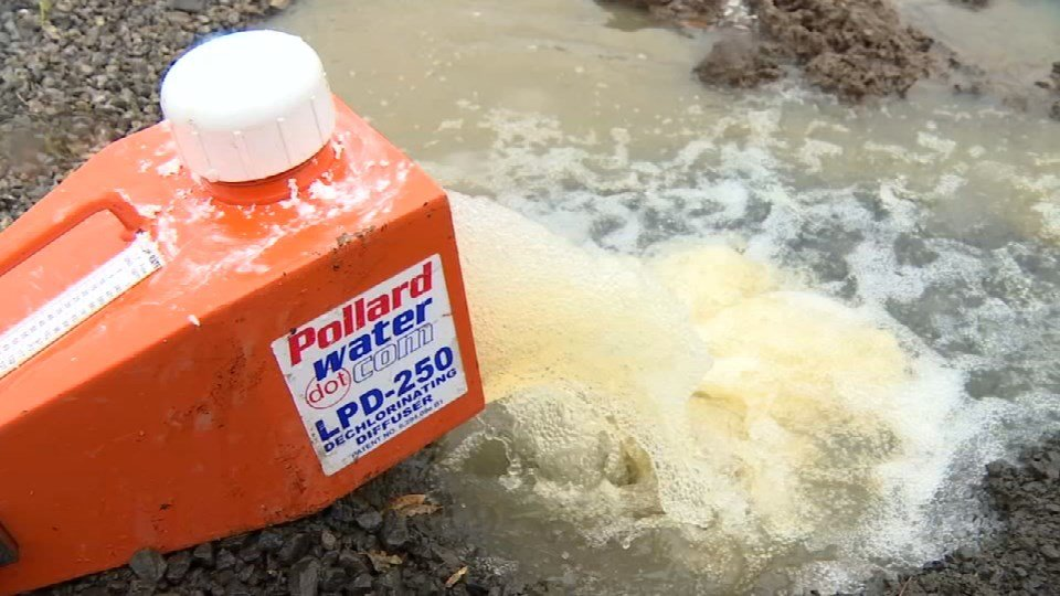 Residents of St. Paul are looking for ways to improve their water, which is safe but discolored due to chemicals used to treat it. (KPTV)