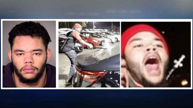 Mateen Abdul Shaheed (Photos: Portland Police Bureau)
