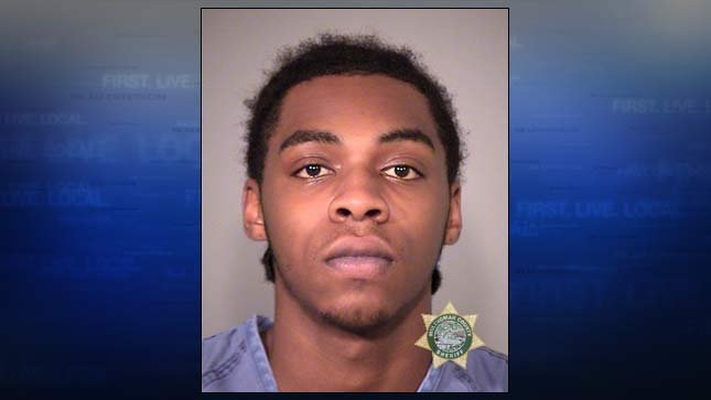 Marshall Charles Richmond, jail booking photo