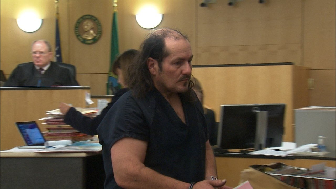 William Rathgeber in court on Monday. (KPTV)