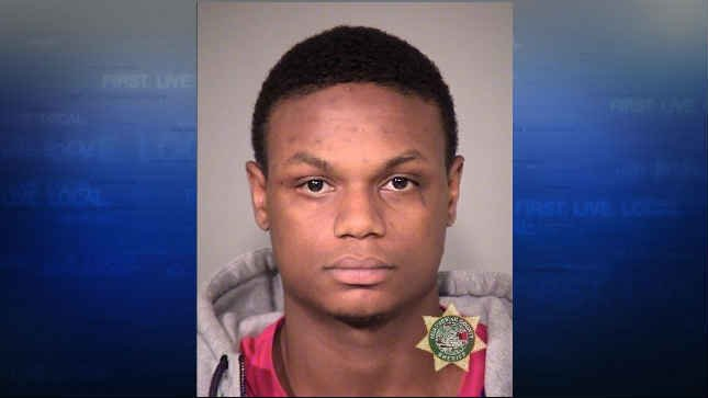 Jordan Payne, jail booking photo (Courtesy: Multnomah County Jail)