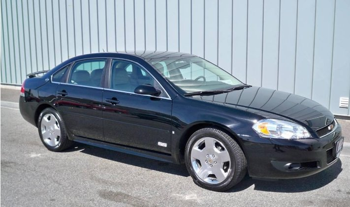 Police in Gresham say the suspect in a deadly shooting Wednesday was driving a black, four-door car similar to the one seen here but added it may have been a rental vehicle. (Gresham Police Department)