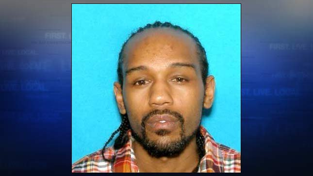 "Murder suspect Demarco Herbert ""Buddy"" Streeter (Photo released by Gresham PD)"
