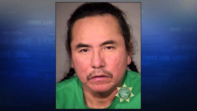 Charles Anthony Longjaw, jail booking photo