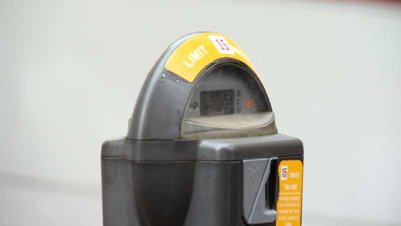 Portland's last single-space, coin-operated parking meter was removed Thursday.