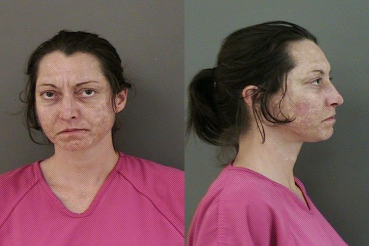 Dawn Allison Ferguson booking photo (Linn Co. Jail)