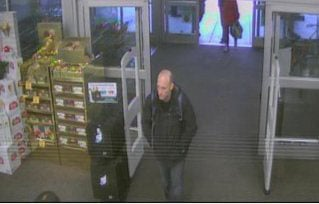 Still image of suspect from Fred Meyer surveillance footage. (Photo: Washington County Sheriff's Office)