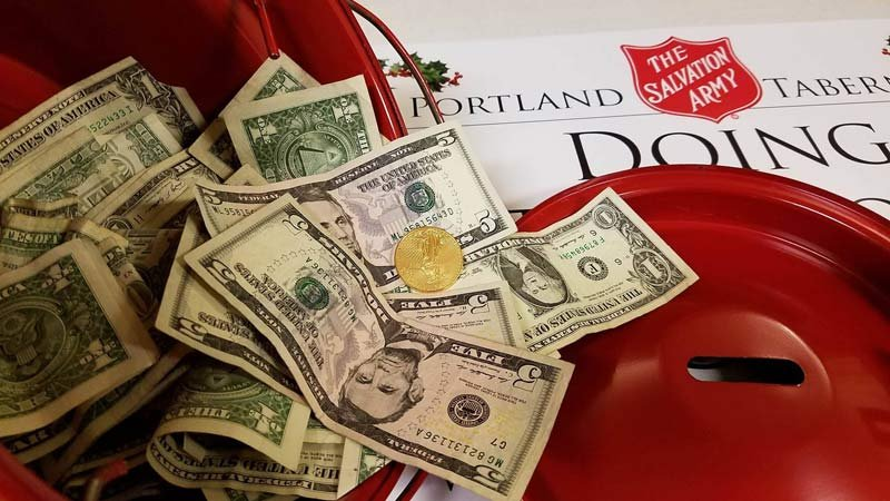 Photo: Salvation Army Portland