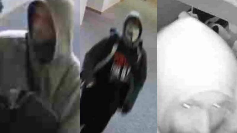 Salem church burglary suspects (Images: Oak Park Church of God/KPTV)