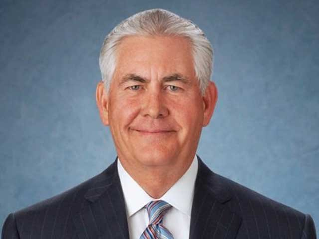 Rex Tillerson (Photo: ExxonMobil via CNN)