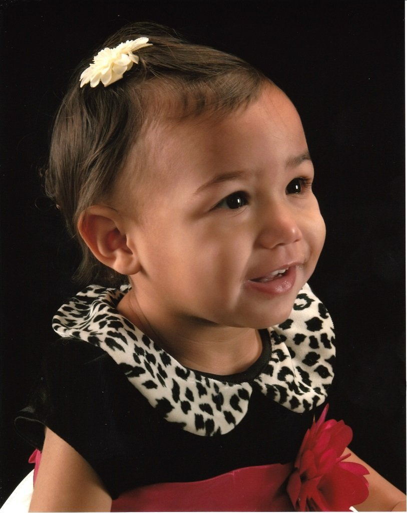 Kamaya Denay Flores (Family photo released by Portland Police Bureau)