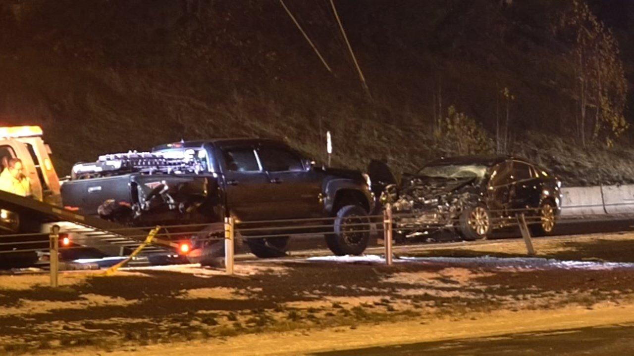 Deputies say one person died and two others were injured in a four car crash on Highway 26 early Saturday morning in Washington County caused by a driver going the wrong way on the highway. (KPTV)