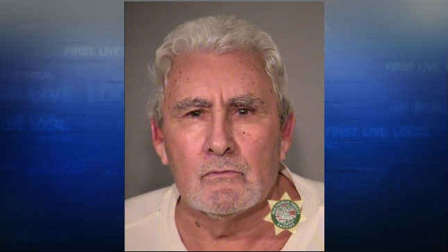 Reynaldo Diaz Cabrera, jail booking photo (Courtesy: Portland Police Bureau)