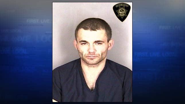 Cody Ryan Theodore, jail booking photo