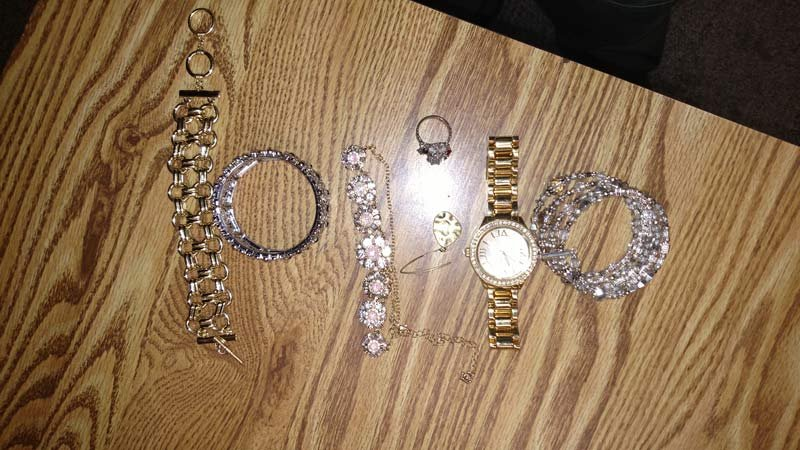 Stolen jewelry (Photo: Marion County Sheriff's Office)