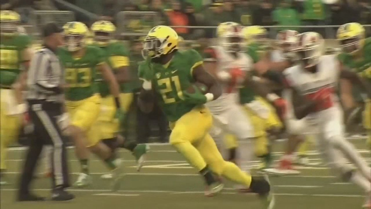 Royce Freeman (KPTV file image)
