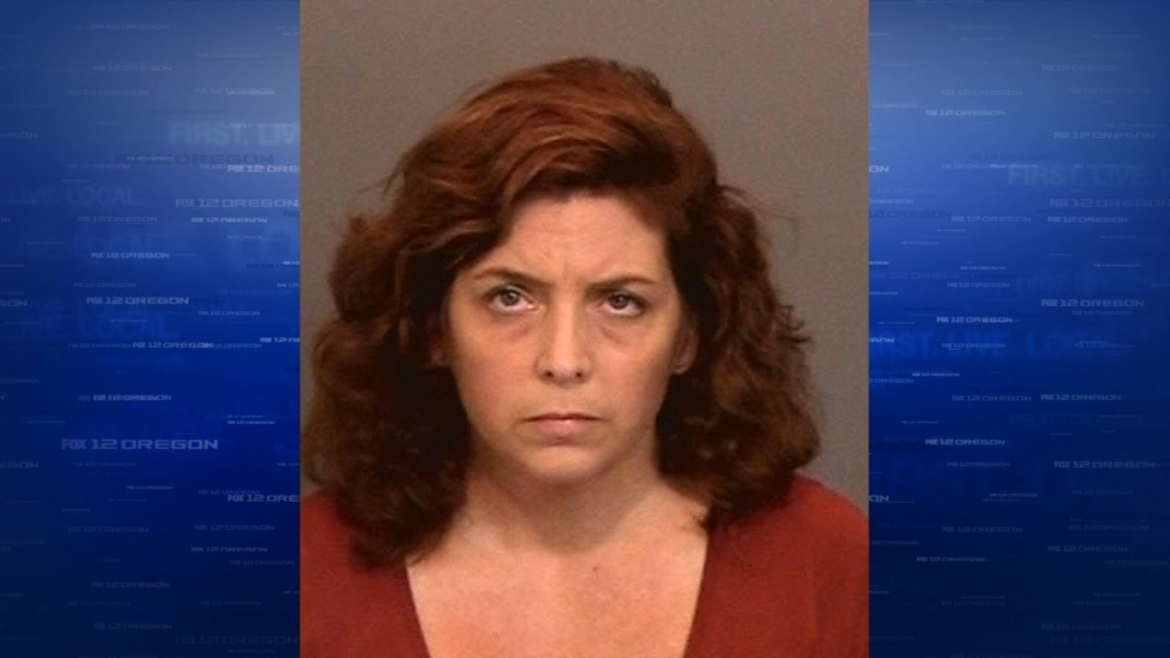 Terri Horman, Dec 2016 jail booking photo provided by Marin County Sheriff's Office