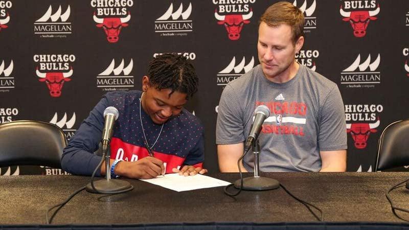 Photo: Grace Wiley/Chicago Bulls